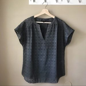 Banana Republic | Textured Dolman Top